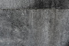 Grunge weathered concrete wall texture with header. For background Royalty Free Stock Photos