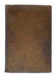 Grunge Weinlese-Leinenbuch-Hintergrund lizenzfreies stockbild