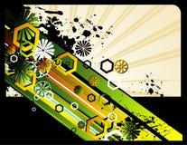 grunge wektor ilustracyjny nowożytny ilustracja wektor