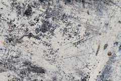 Grunge White Abstract Mineral Texture I. Grunge scratched texture with white mineral material on dark background royalty free stock photo