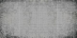 Grunge white abstract mosaic background. Illustration Royalty Free Stock Photography