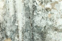 Cracked stone wall background Stock Images