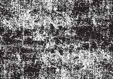 Grunge white and black texture. Vector. Illustration Royalty Free Stock Photo