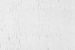 Grunge White Concrete Wall Background Stock Photography