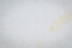 Grunge white paper. Grunge texture of white paper background royalty free stock photos