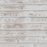 Grunge white planks wood background stock images
