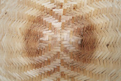 Grunge Wicker Woven rattan Stock Images