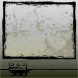 Grunge Window Royalty Free Stock Photo