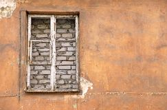 Grunge window Royalty Free Stock Photography