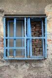 Grunge window Stock Images