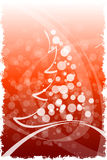 Grunge Winter and Christmas background Royalty Free Stock Photo