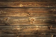 Grunge wood. Old rich wood grain texture background with knots