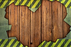 Grunge Wood Background Stock Image