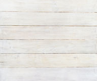 Grunge wood board texture background. Surface of aged white wooden planks Stock Images