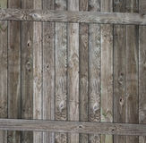 Grunge wood box Royalty Free Stock Images