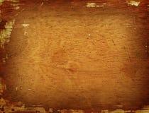 Grunge wood frame Royalty Free Stock Photography