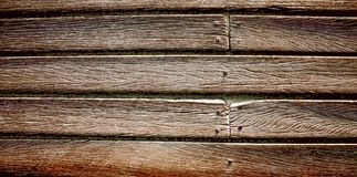 Grunge wood panel natural texture Royalty Free Stock Images