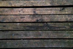 Grunge wood panels Royalty Free Stock Photo