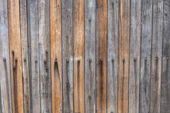 Grunge Wood panels for background old door Royalty Free Stock Photos