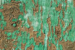 Grunge wood panels used as background Stock Photography
