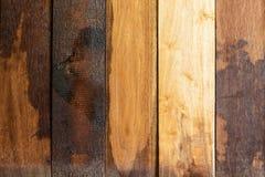 Grunge wood panels Stock Photo