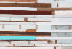 Grunge wood plank. Stock Photography