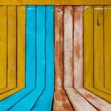 Grunge wood texture Stock Photo