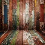 Grunge wood texture vector illustration