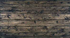 Grunge wood texture background surface. Dark wood texture background surface with old natural pattern. Grunge surface rustic wooden table top view Royalty Free Stock Images