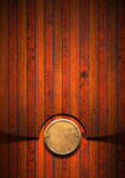 Grunge Wooden Background Stock Photo