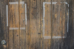 Grunge wooden background Royalty Free Stock Images