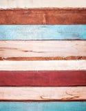 Grunge wooden board for Vintage  background Stock Photo