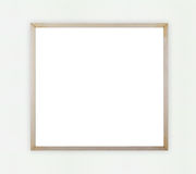 Grunge wooden frame Royalty Free Stock Photo