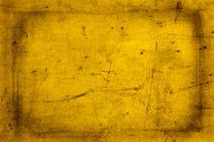 Grunge wooden frame Stock Image