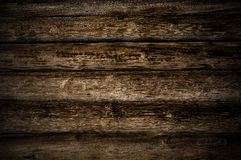 Grunge wooden logs Royalty Free Stock Photography