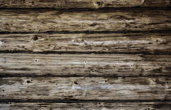 Grunge wooden logs Stock Photo