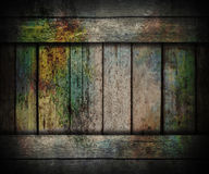Grunge wooden Stock Photo