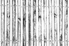 Grunge wooden pattern for overlay on surfaces, planks with nails and screws, many knots, cracks, scratches and spots on junction,. Grunge wooden pattern for royalty free stock images