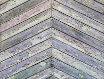 Grunge wooden planks Royalty Free Stock Photos
