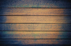 Grunge wooden planks, tabletop, floor surface, wall Stock Images