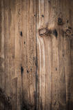 Grunge wooden texture Stock Photography
