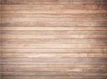 Grunge wooden texture with horizontal planks Royalty Free Stock Photography