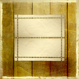 Grunge wooden vintage scratch background Royalty Free Stock Photos