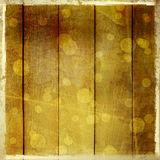 Grunge wooden vintage scratch background with boke. Stock Photos