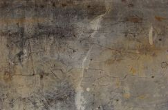 Grunge worn beige gray wall background Royalty Free Stock Photos