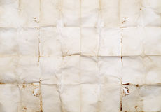 Grunge wrinkled paper Stock Photo