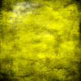 Grunge yellow background. Royalty Free Stock Photos