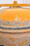 Portable concrete mixer Royalty Free Stock Photo
