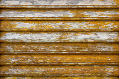 Grunge yellow wood texture background Royalty Free Stock Photo