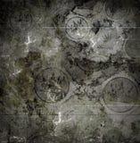 Grungeachtergrond. Abstracte textuur. Stock Fotografie